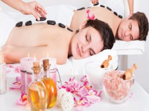 Saöna SPA Lille massage en duo